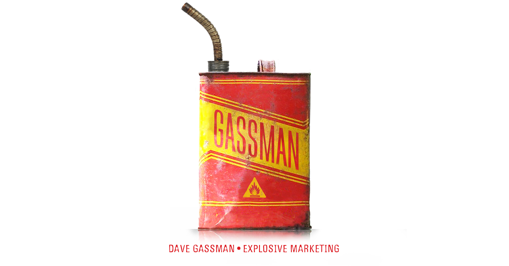 Dave Gassman • Explosive Marketing Logo